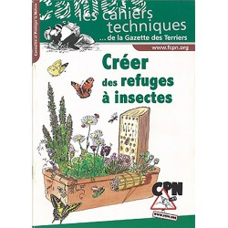 Créer - Des Refuges à Insectes