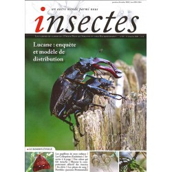 Abonnement Revue Insectes 2021