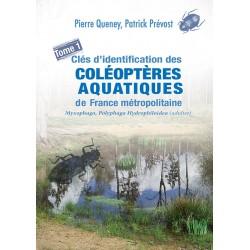 Clés des coléoptères aquatiques adultes de France métropolitaine T1