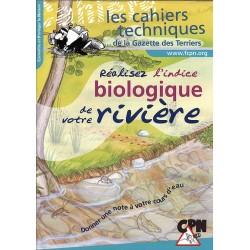 Réalisez l'indice biologique de votre rivière