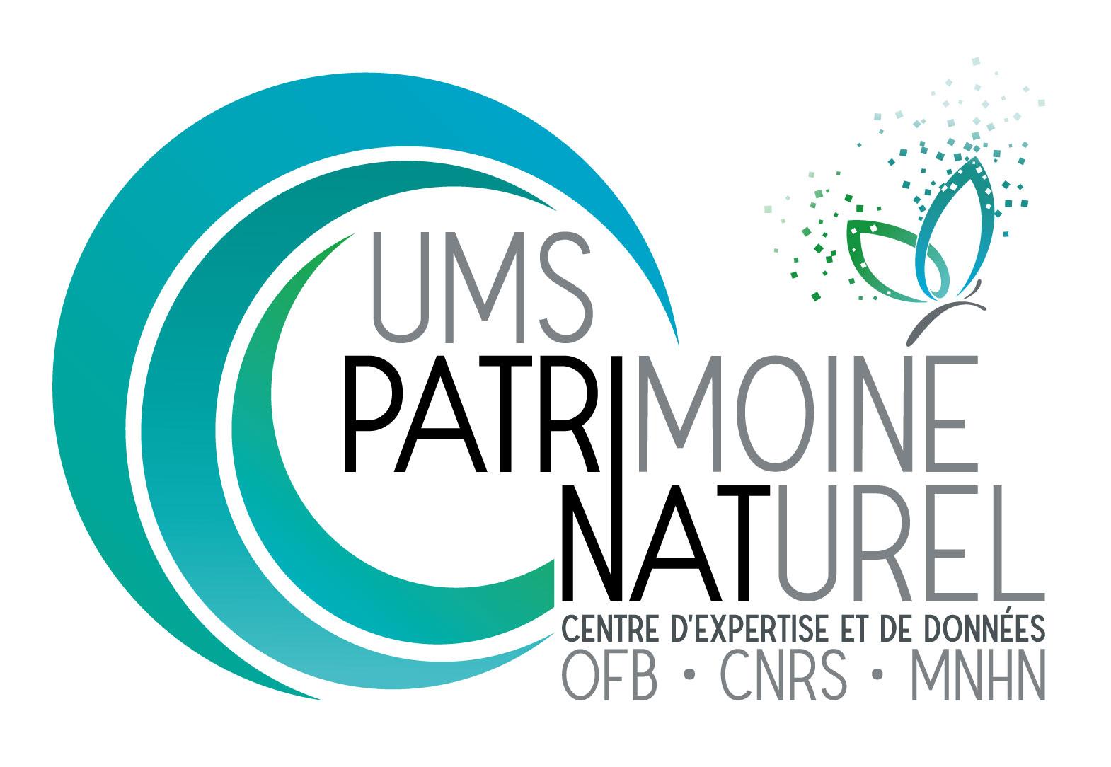 Logo UMS patrimoines naturels