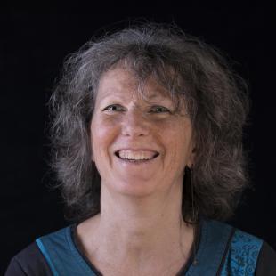 Christine Rollard, présidente de l'Opie